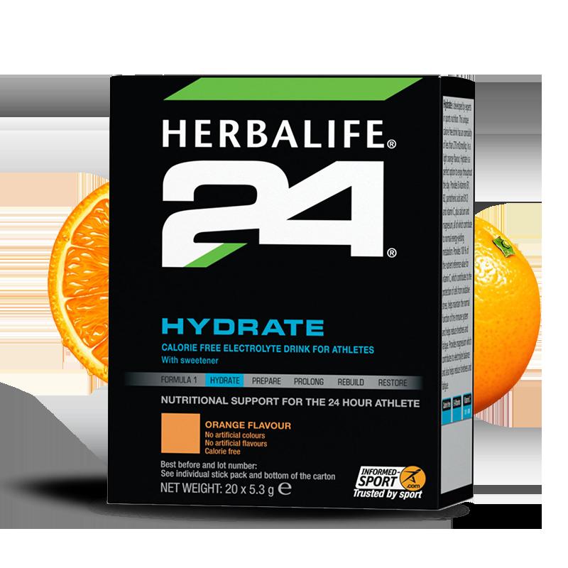 Herbalife 24 Hydrate box