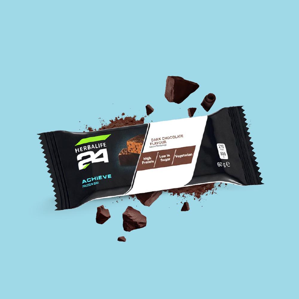Herbalife24 Protein Bar dark chocolate flavour
