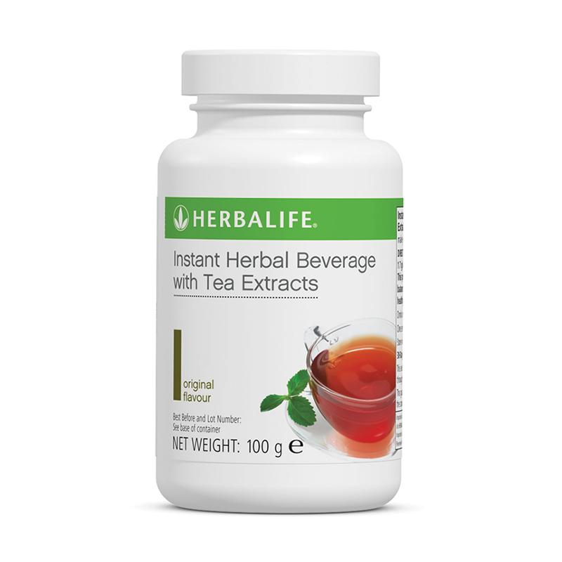 100g Bottle of Herbalife original herbal tea extract