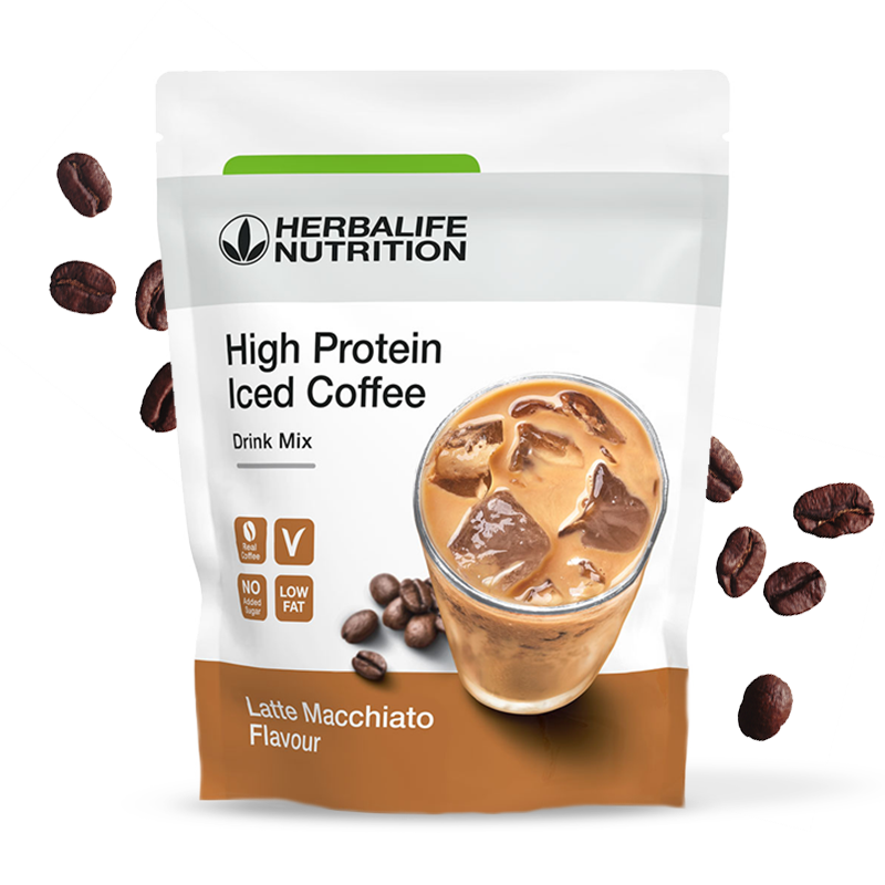 Product image of Herbalife High Protein Iced Coffee